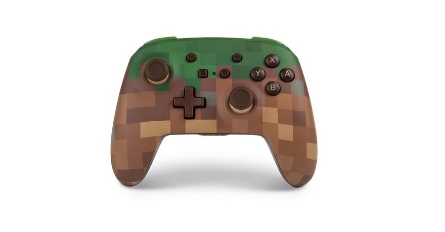 Minecraft Grass Block Controller