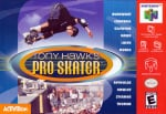 Tony Hawk's Pro Skater (N64)