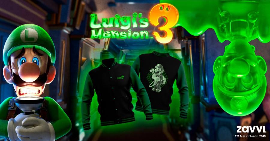 Zavvi Luigi's Mansion 3