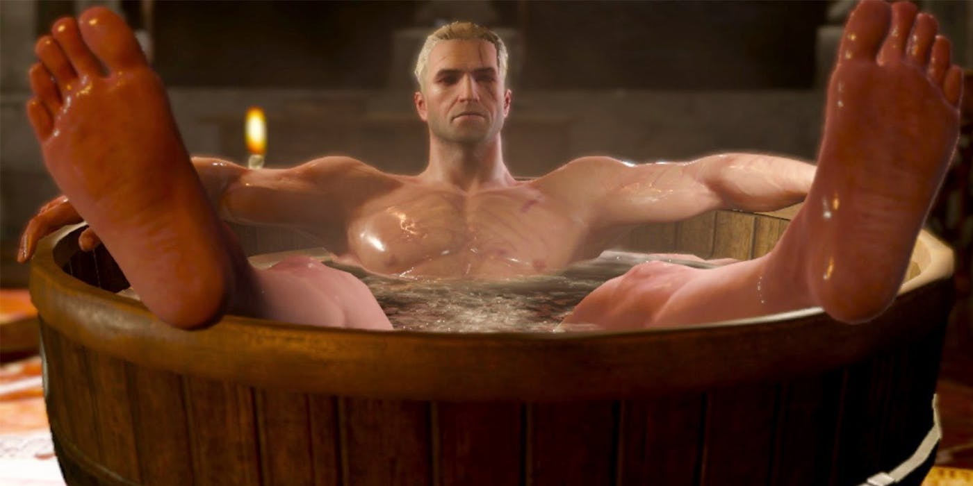 Netflix's The Witcher Show Will Feature A Bathtub Scene