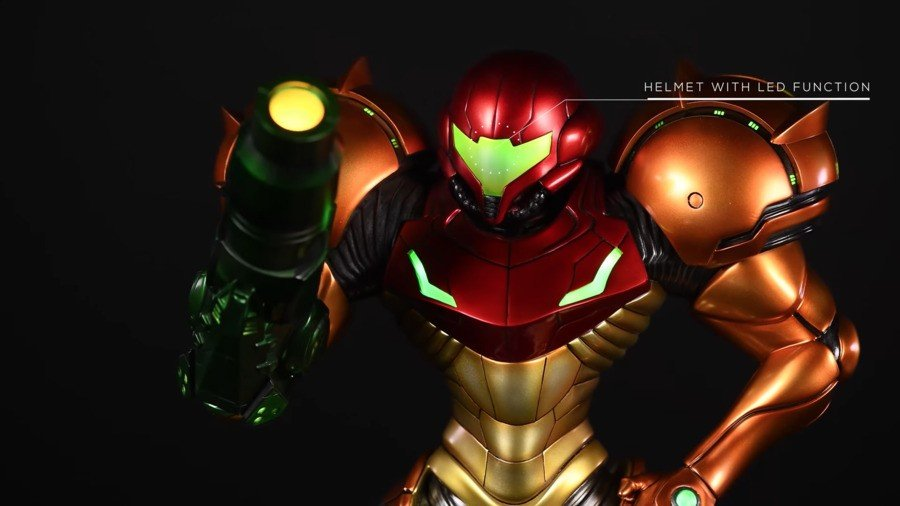 Metroid First 4 Figures