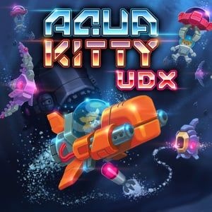 Aqua Kitty UDX