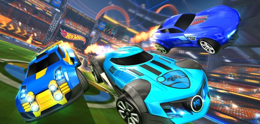 Rocket League DLC Pack