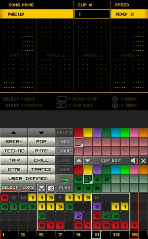 Your very own DSiWare synth and mixing board