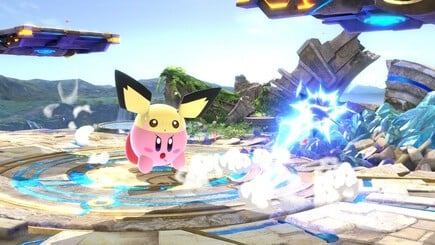 19. Pichu Kirby