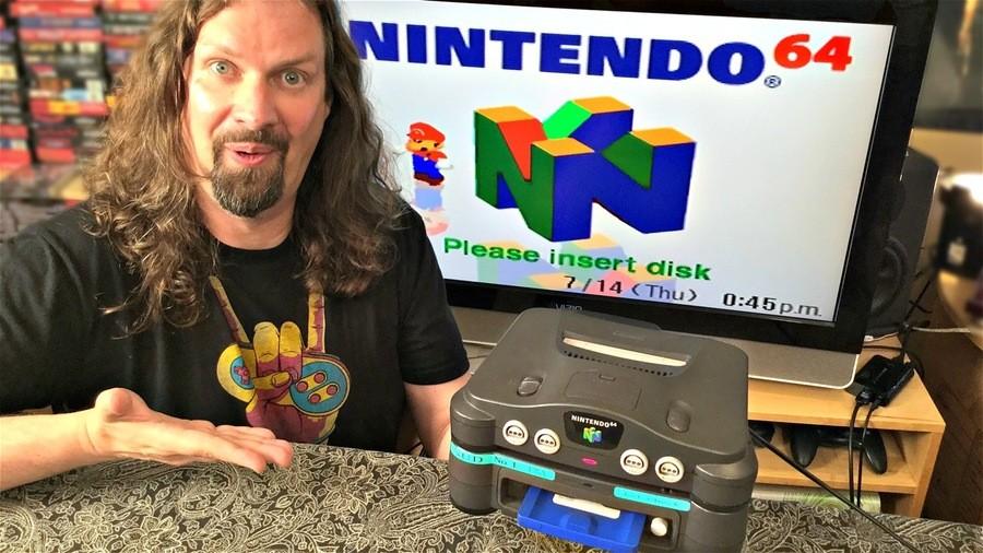 Metal Jesus - North American Nintendo 64DD