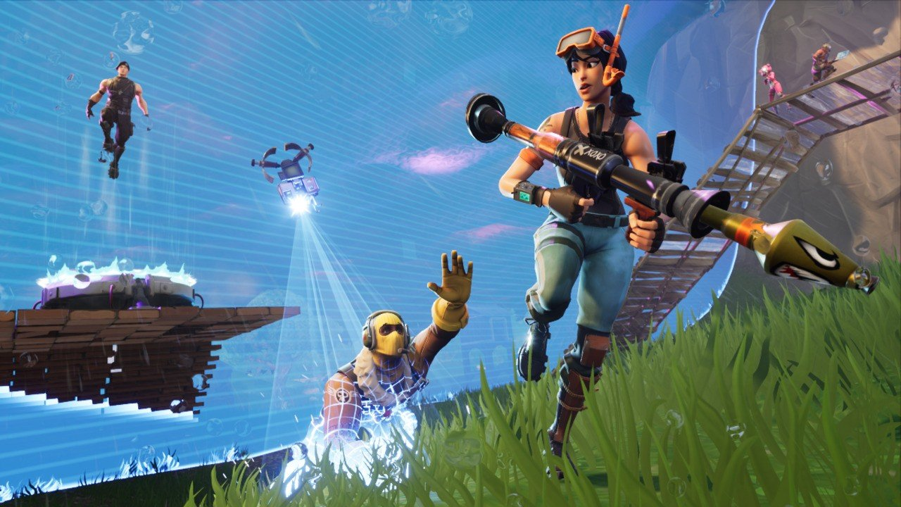 Fortnite Cross Platform Linked Wrong Xbox Account Sony Blocks Ps4 Fortnite Players From Using Their Account On Nintendo Switch Nintendo Life
