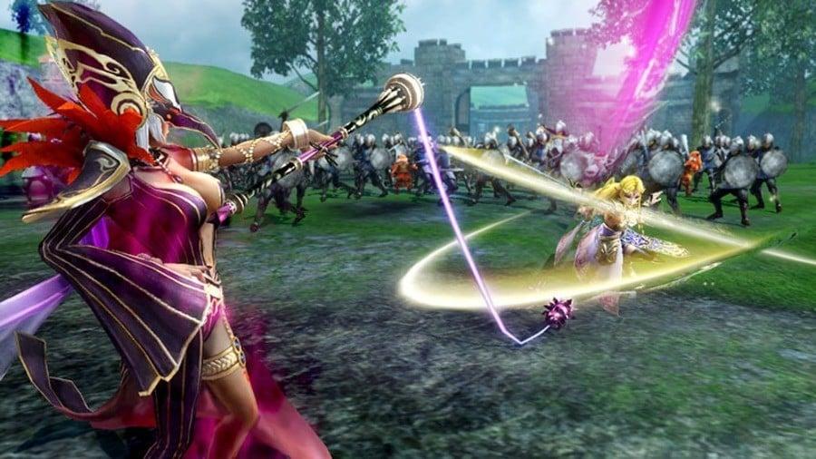 Master Quest Dlc Details Emerge For Hyrule Warriors Nintendo Life