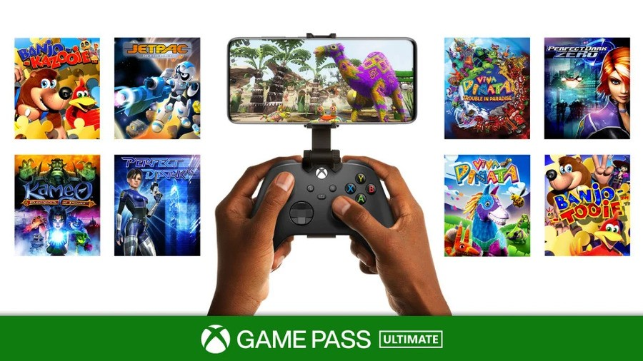 Eight of the 16 games coming to Xbox Cloud Gaming