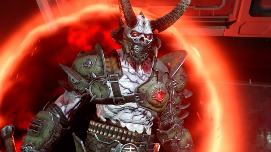 Switch Doom Eternal