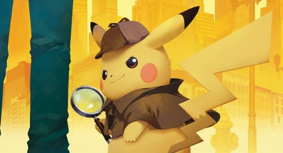 Detective Pikachu Game