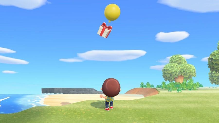 Animal Crossing Balloon