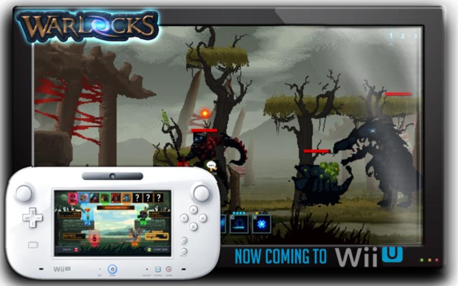 Warlocks Wii U