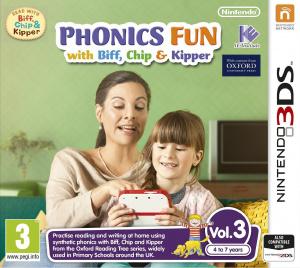 Phonics Fun with Biff, Chip & Kipper: Vol. 3