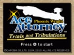 Phoenix Wright: Ace Attorney - Trials & Tribulations