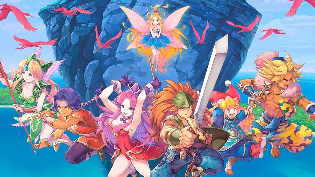 Image result for trials of mana