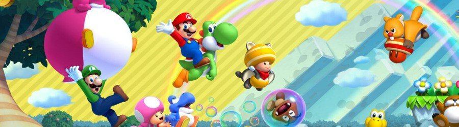 Best Super Mario Games Of All Time - Feature - Nintendo Life