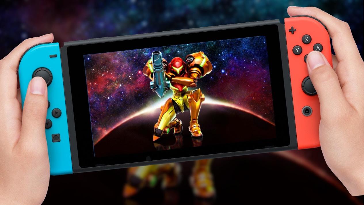 Rumour: Has Nintendo Accidentally Leaked Metroid: Samus Returns For Switch?