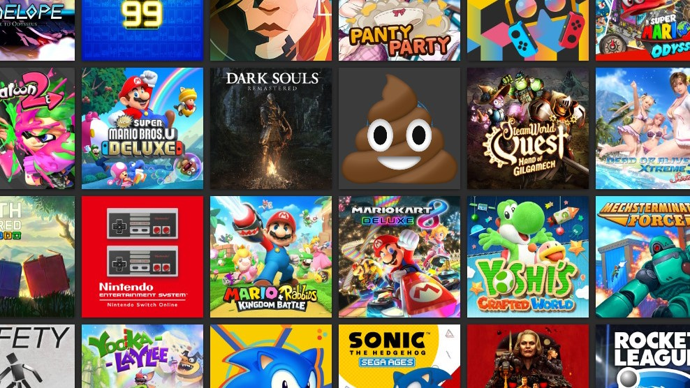 The Ever-Changing World Of Nintendo Switch Menu Icons