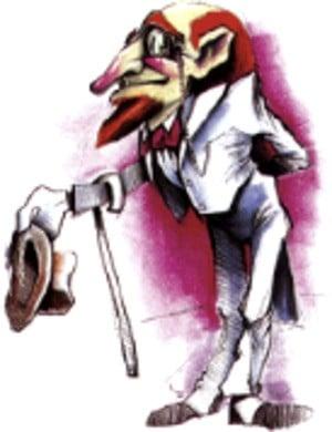 Carltron the butler