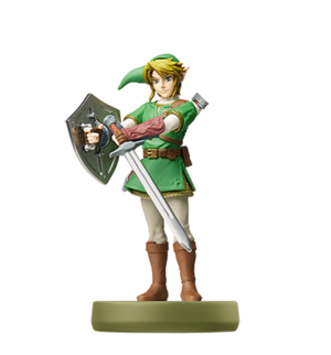 Link - Twilight Princess amiibo