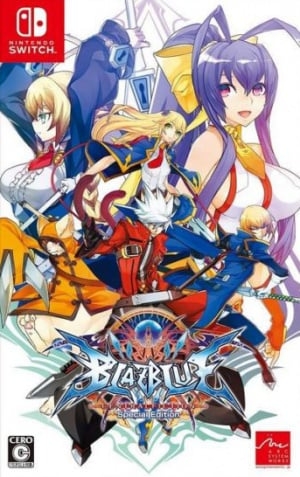 BlazBlue CentralFiction Special Edition