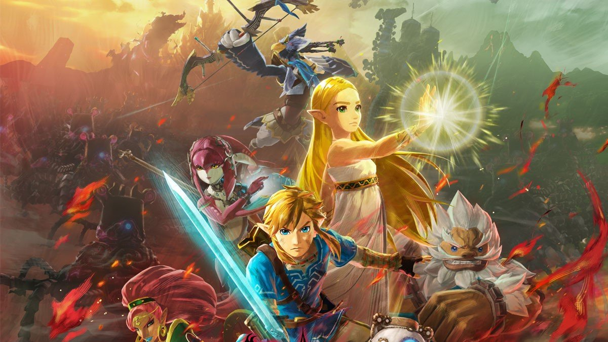 Hyrule Warriors Age Of Calamity Reportedly Leaked Just Days Out From Its Release Nintendo Life