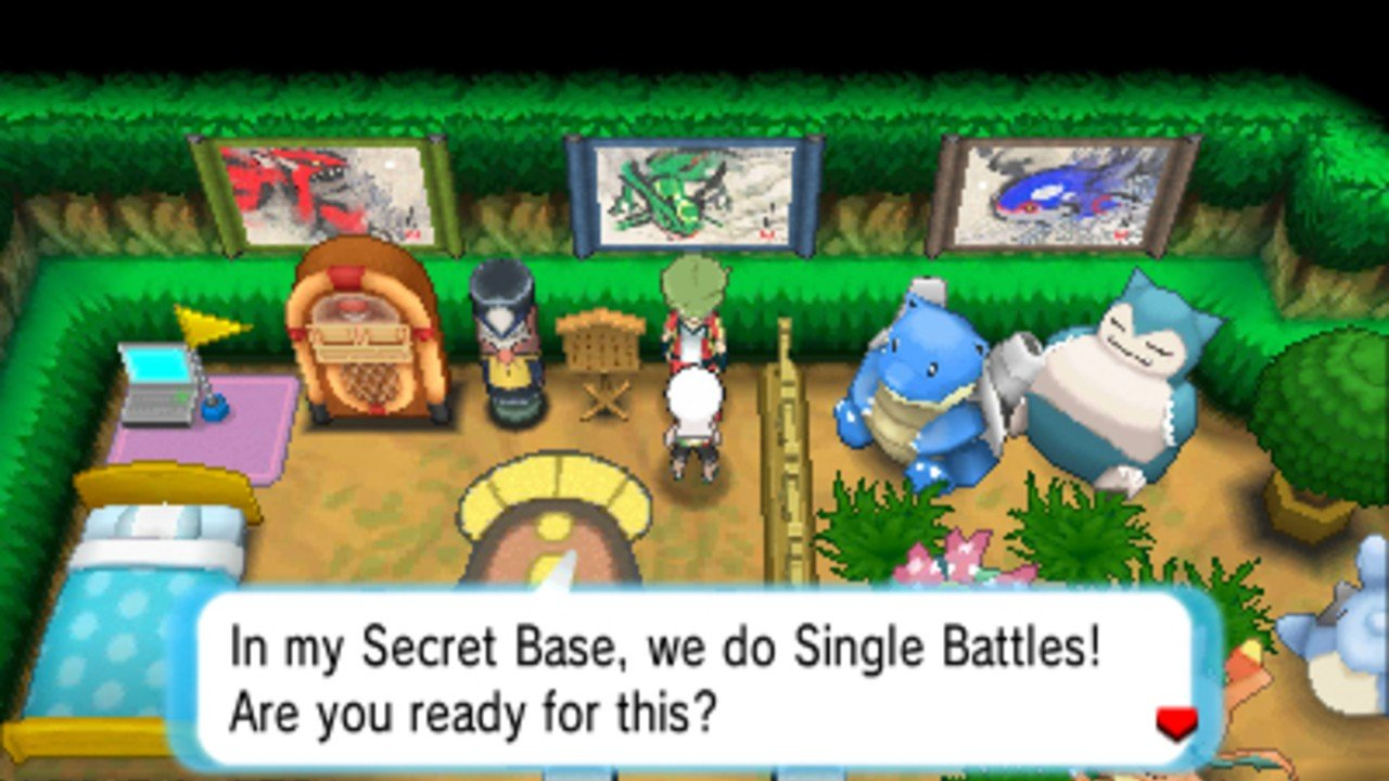 Everything You Need To Know About Pokémon Omega Ruby Alpha Sapphire S Secret Bases Guide Nintendo Life