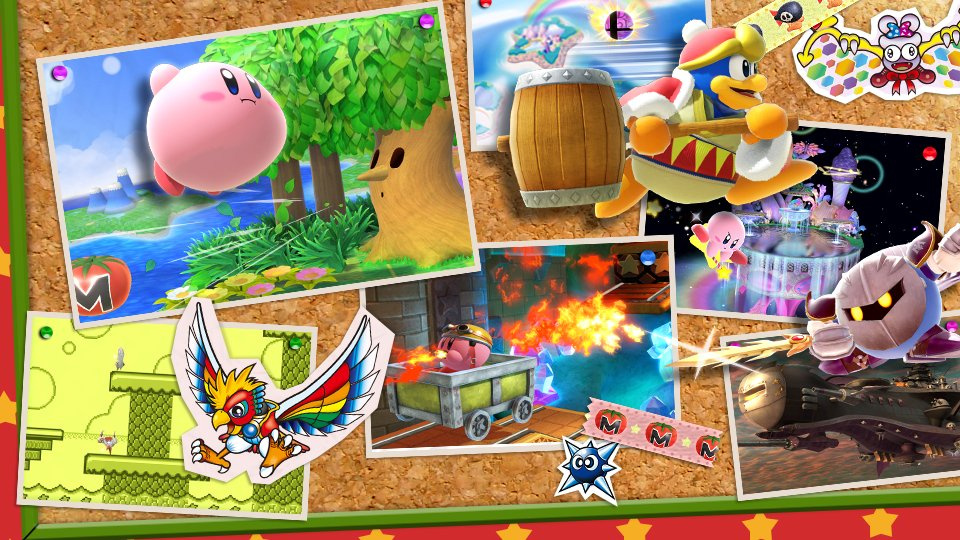 Kirby Dream Land Tournament Taking Place In Smash Ultimate This Week