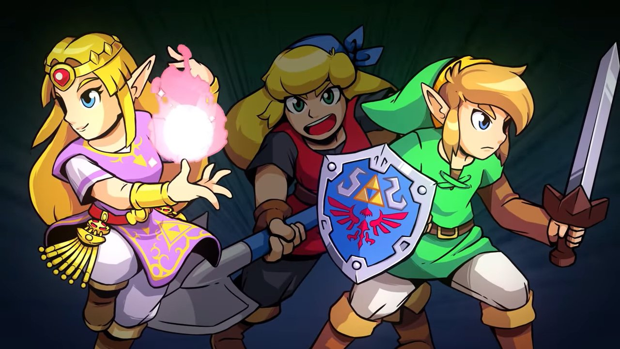 Nintendo Newsletter Suggests Cadence Of Hyrule Will Be