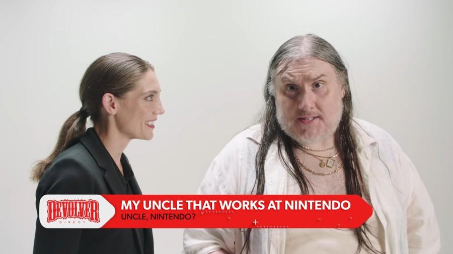 Uncle, Nintendo