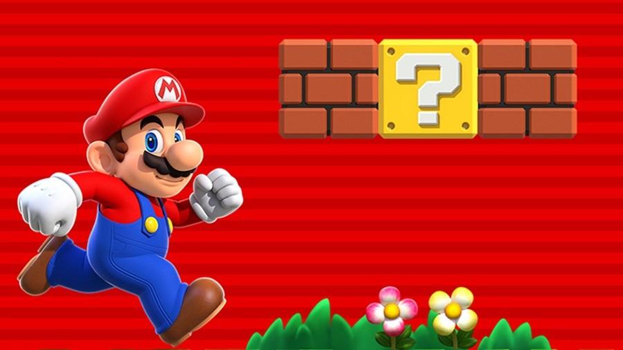 Super Mario Run IMG1