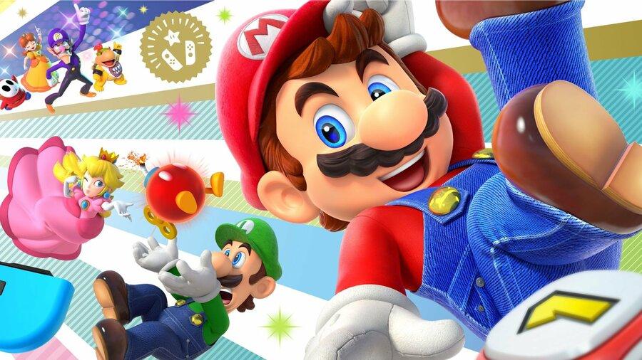 Mario Party.original