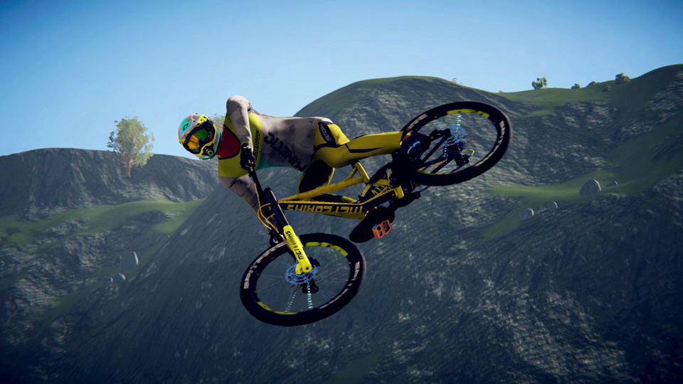 After An Uphill Struggle, Descenders On Switch Is On The Home Stretch