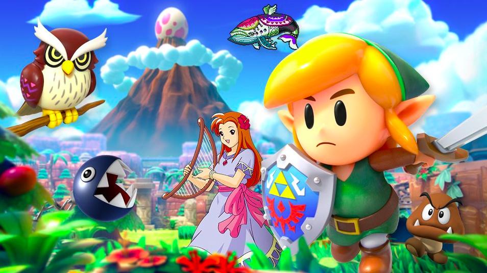 Smash Bros. Ultimate's Next Spirit Board Event Is Zelda: Link's Awakening-Themed