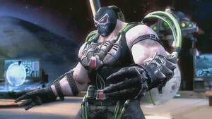 Don't tell Bane the game's been delayed