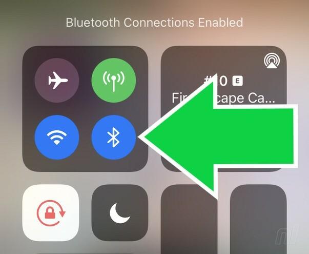 7. Συντόμευση Bluetooth iPhone Apple
