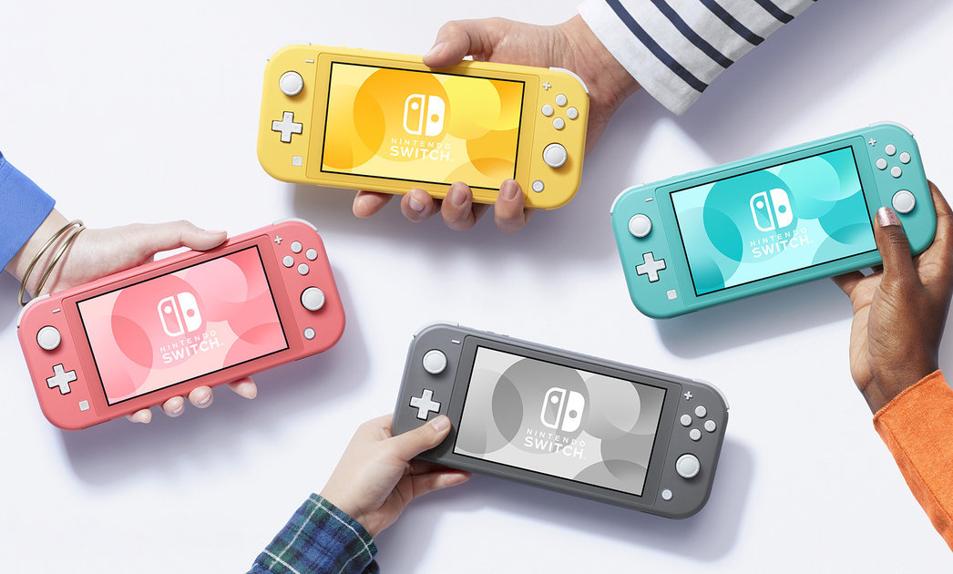 Japanese Charts: Nintendo Switch Ends 2020 In Spectacular Fashion