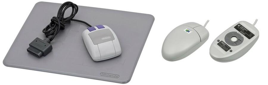 Super NES Mouse / Nintendo 64 Mouse