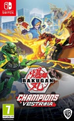 Bakugan Champions of Vestroia (Switch)