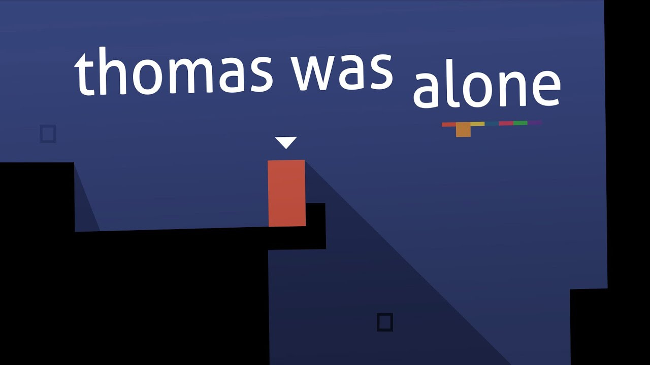 Much-Loved Indie Platformer Thomas Was Alone Is Making The Jump To Switch