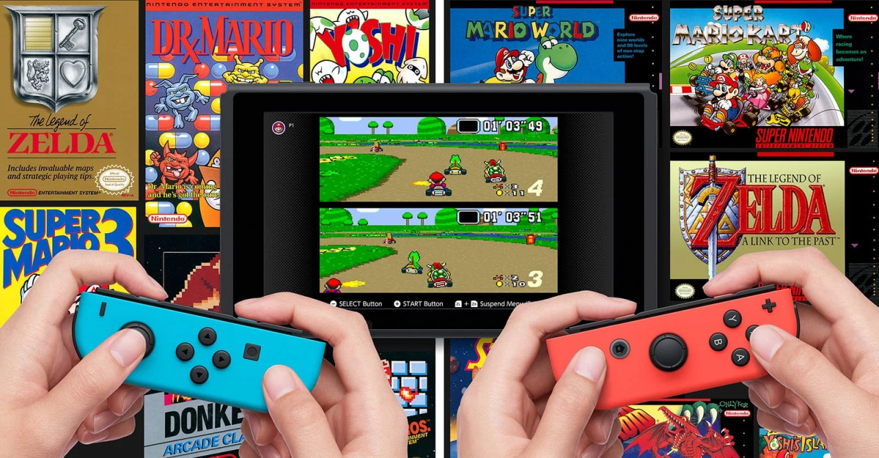 Nintendo Expands Its Switch Online SNES And NES Service With Four More Titles