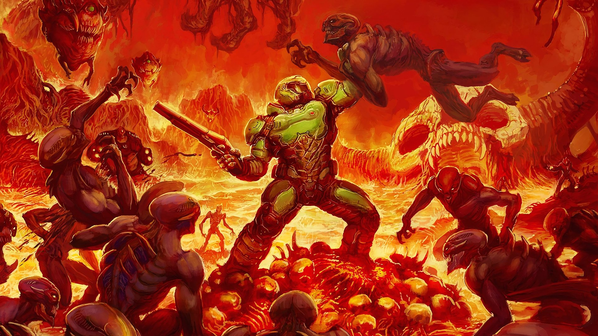 First Impressions: Hell in a Handbasket - DOOM on Nintendo