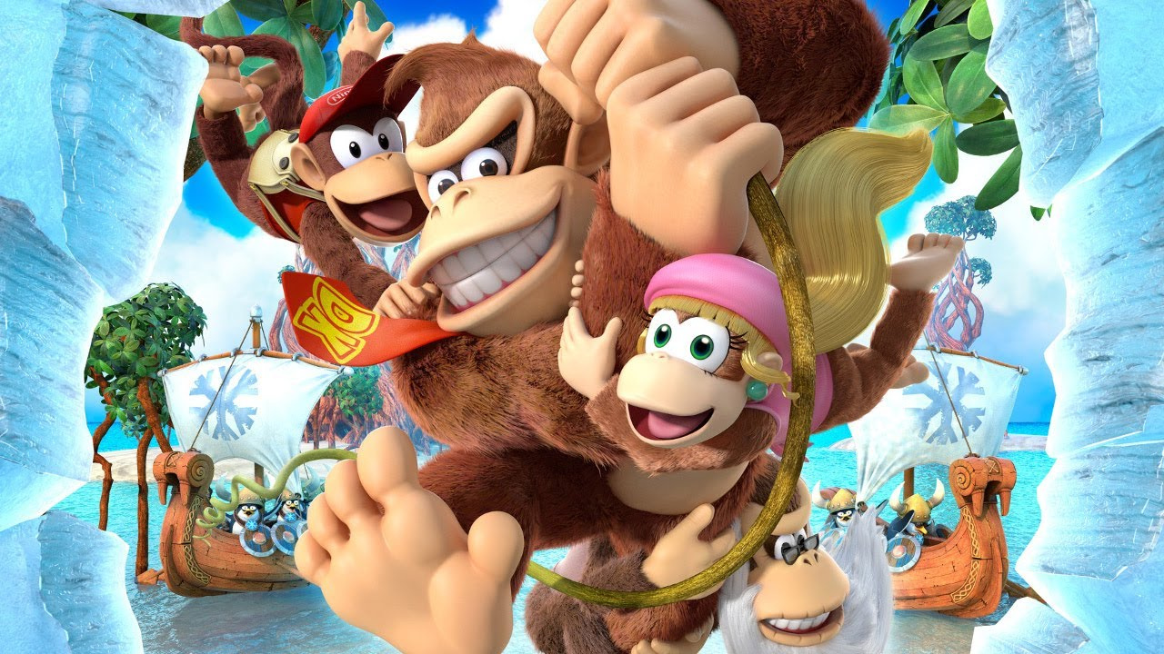 Donkey Kong: Tropical Freeze's Lead Designer Has Reportedly Returned To Retro Studios