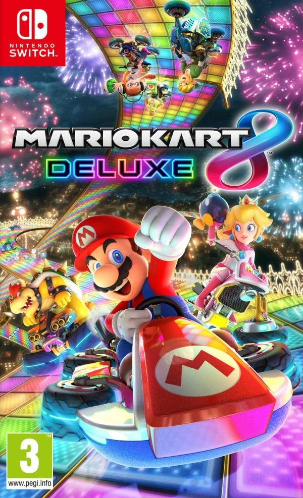 Mario Kart 8 Deluxe Review Switch Nintendo Life