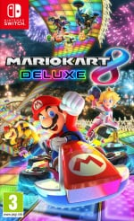 Mario Kart 8 Deluxe Edition (Switch)