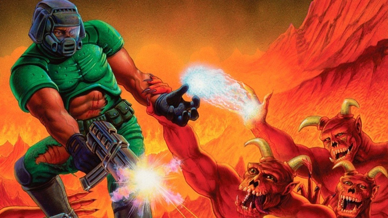 Another Free Add-On Is Now Available For Classic Doom On Switch