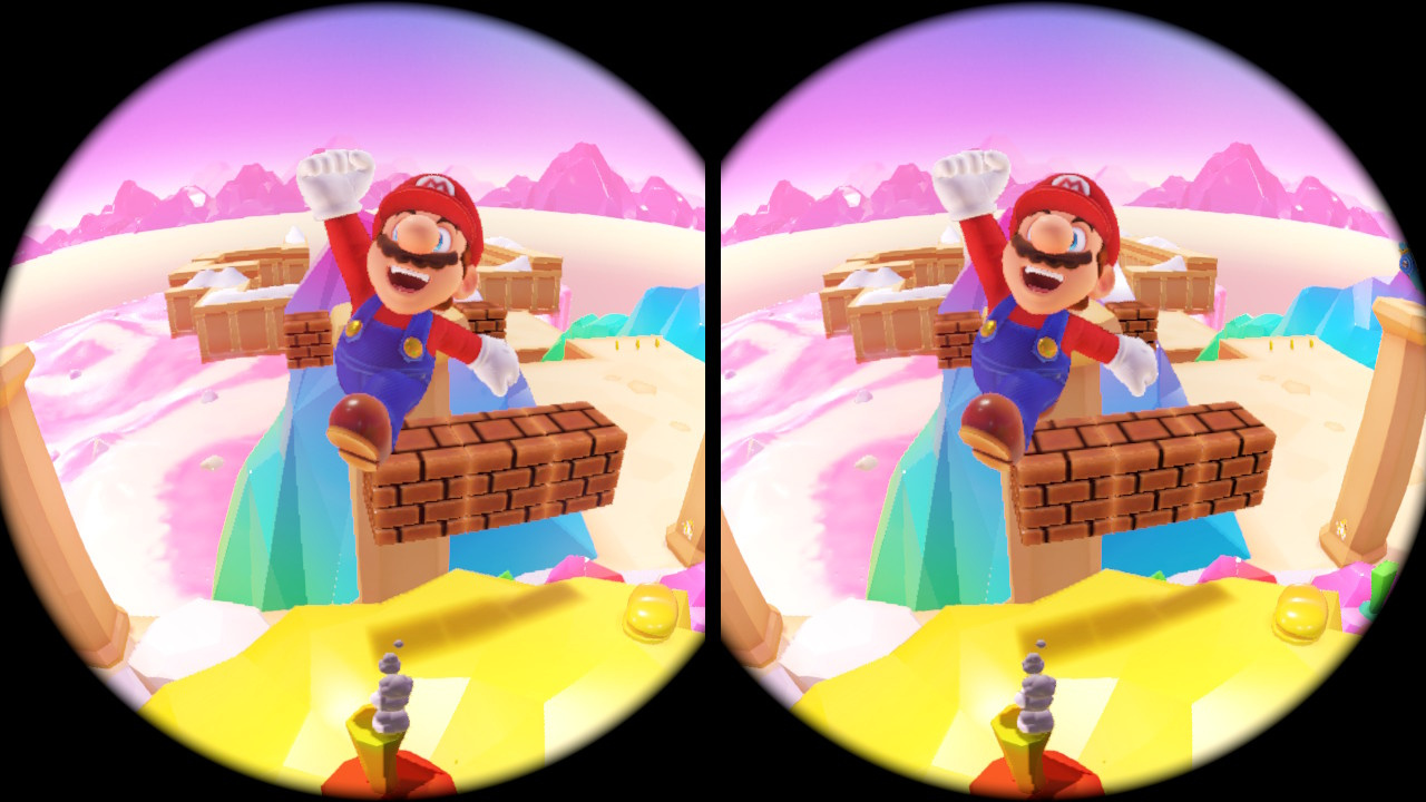 Nintendo Labo VR updates for Super Mario Odyssey and Breath of the Wild now available