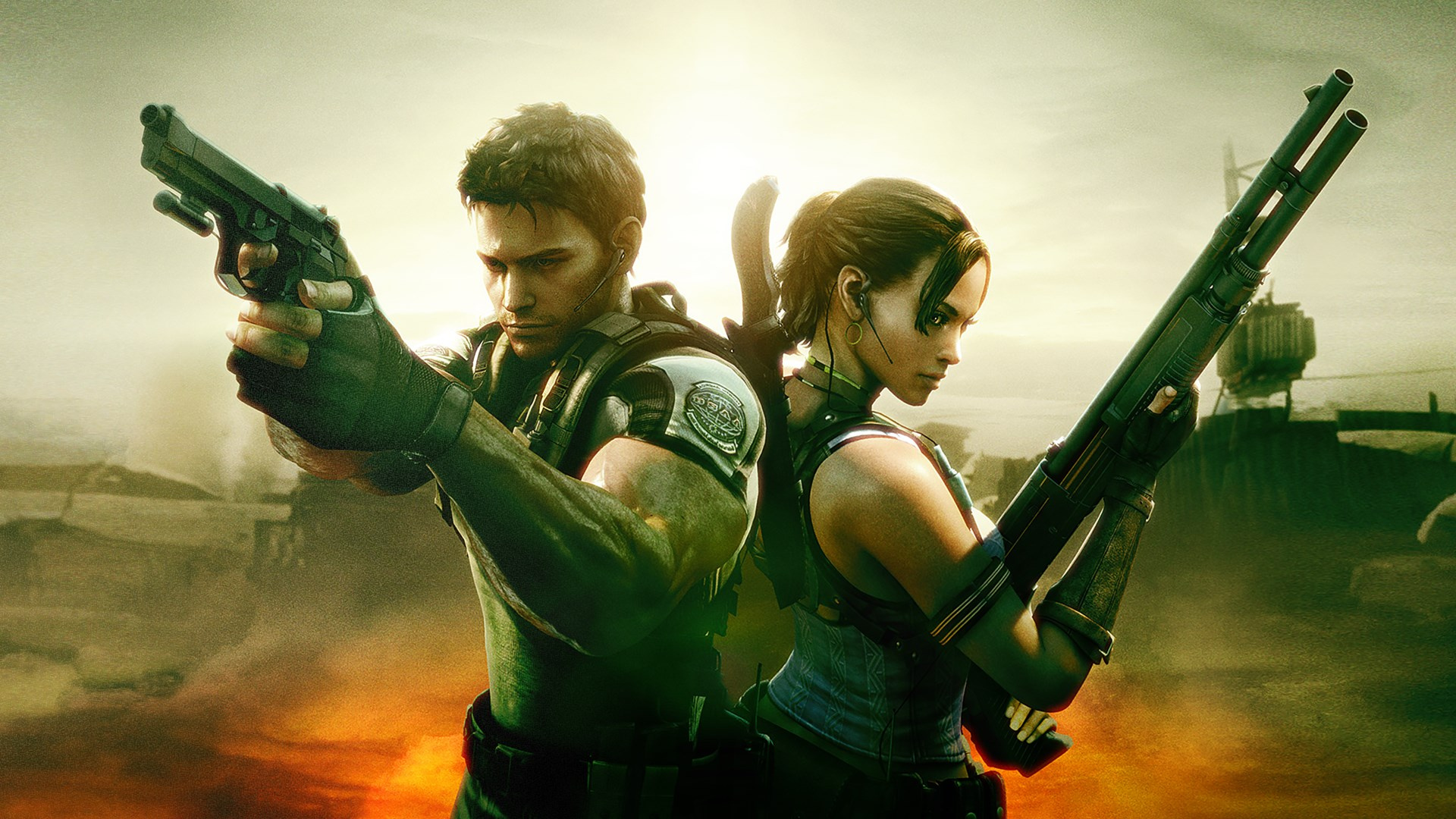 Free Demos For Resident Evil 5 And 6 Appear On Nintendo Switch