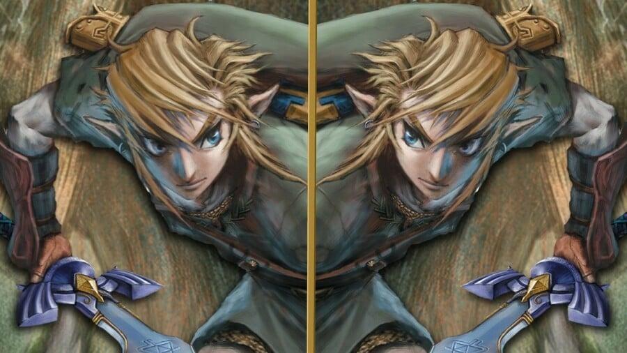 Zelda Twilight Princess Flip